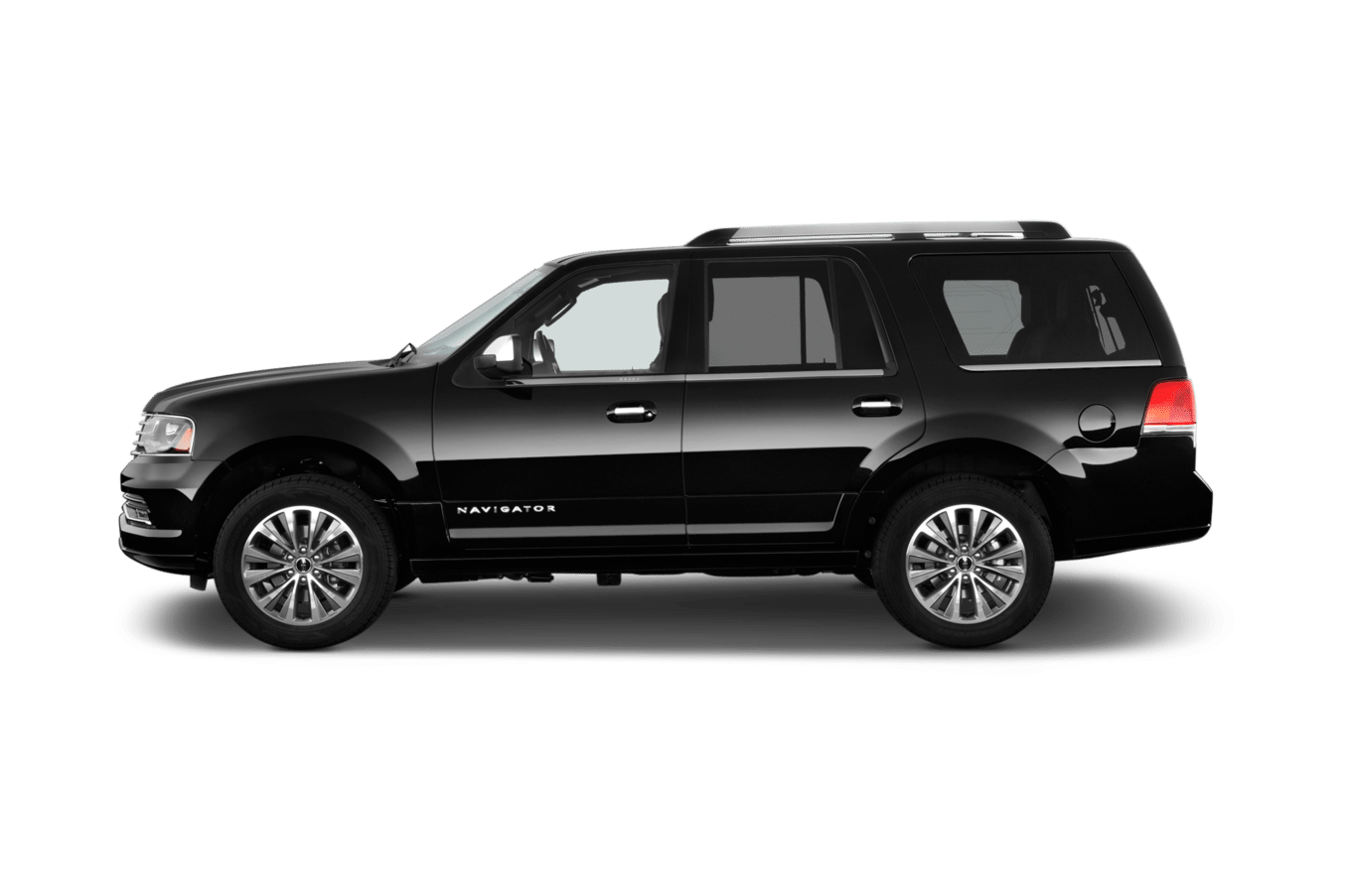 Navigator SUV luxury private transportation on Kauai